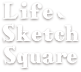 Life Sketch Squareロゴ